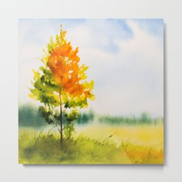 Autumn scenery #22 Metal Print
