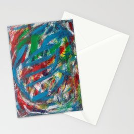 Instructions For Mayhem Stationery Cards