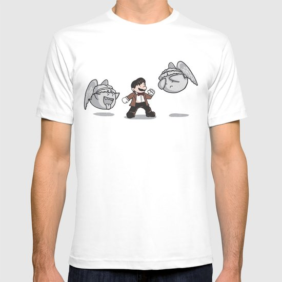 Weeping Boo's  T-shirt