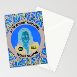 Vice President-Elect Kamala Harris, History in our Lifetime Stationery Cards