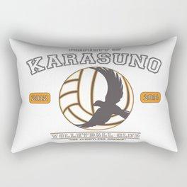 Team Karasuno Rectangular Pillow