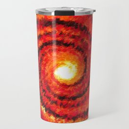 Fire Portal Travel Mug