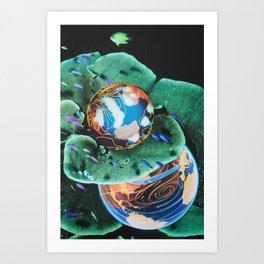 Wave of Mutilation Art Print