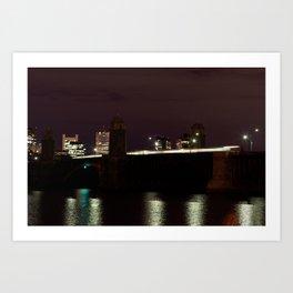 Boston (3 of 8) Art Print