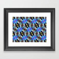 Honeycomb1 C Framed Art Print
