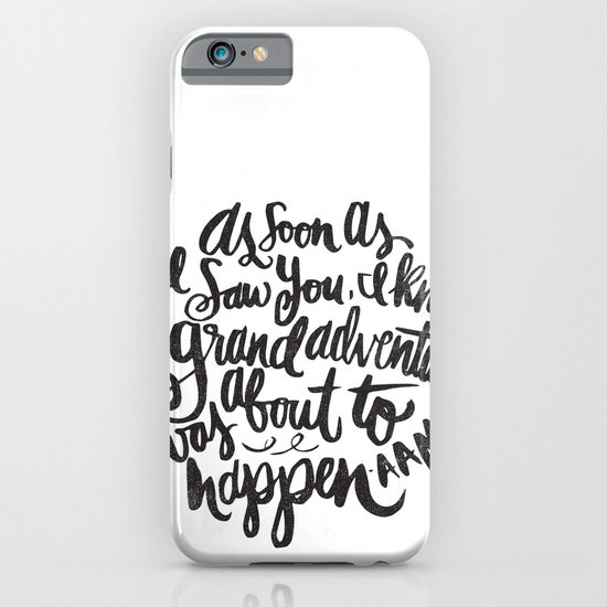 grand adventure iPhone & iPod Case