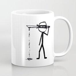 Die by the Sword Coffee Mug