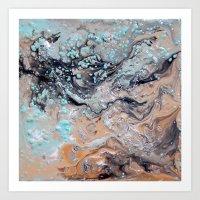 Abstract Print Art Print