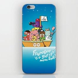 Friendship iPhone Skin