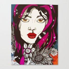 Dear Me Canvas Print