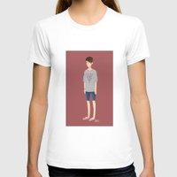 tegan and sara T-shirts featuring Tegan and Sara: Sara #1 by Cas.