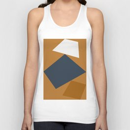 Abstract Geometric 26 Unisex Tank Top
