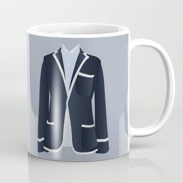 Best Dressed - Blazer Coffee Mug