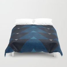 Greece Arrow Hues Duvet Cover