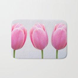 tulipes 3 Bath Mat
