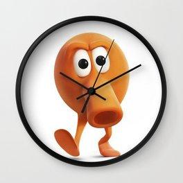 Q*bert Wall Clock