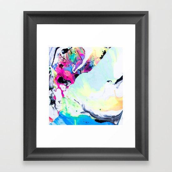 Raptor Framed Art Print