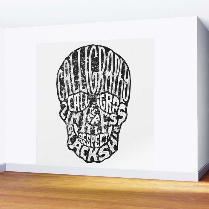 SKULLGRAM Wall Mural