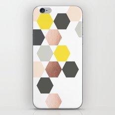 Art Rhombus iPhone & iPod Skin