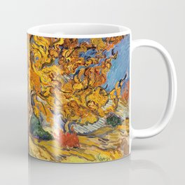 The Mulberry Tree by Vincent van Gogh Coffee Mug