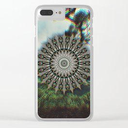 Wilderness Clear iPhone Case