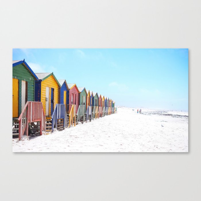 Cape Town, South Africa Canvas Print