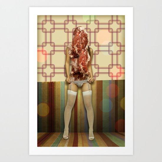 Tenderloin Art Print