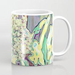 ALLIUM YELLOW Coffee Mug