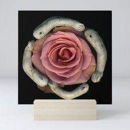 Ring Around the Rosie Mini Art Print