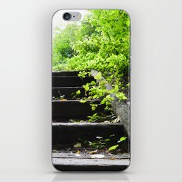 Stairs iPhone Skin