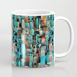 emerald and copper Coffee Mug