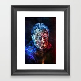 Christopher Hitchens Framed Art Print