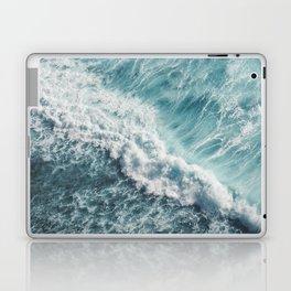 Saltwater Feelings Ocean Surf Laptop & iPad Skin
