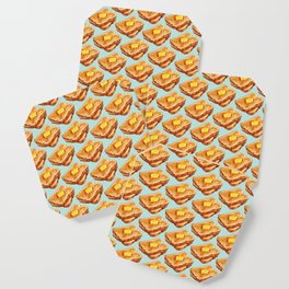 Toast Pattern Coaster