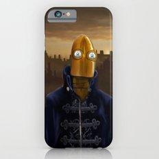 Steampunk Robot iPhone 6s Slim Case