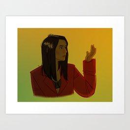 Your Best American Girl Art Print