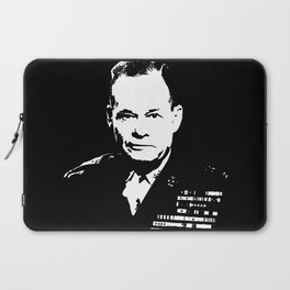 """Lewis """"Chesty"""" Puller Laptop Sleeve"""