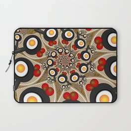 Brunch, Fractal Art Fantasy Laptop Sleeve