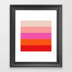mindscape 6 Framed Art Print