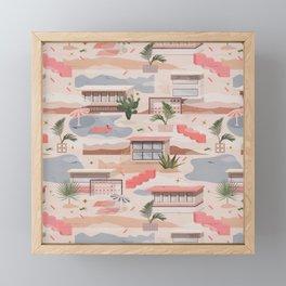 Desert Daydream Framed Mini Art Print