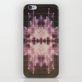 Explosive field iPhone Skin