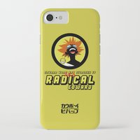 cowboy bebop iPhone & iPod Cases featuring Bebop Ed by AngoldArts