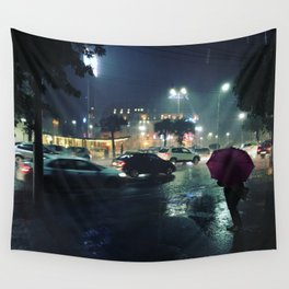 The Raindrops Wall Tapestry