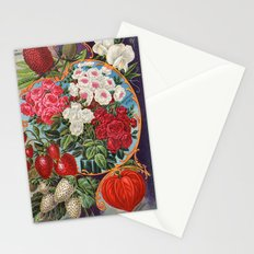 Antique seed mix Stationery Cards