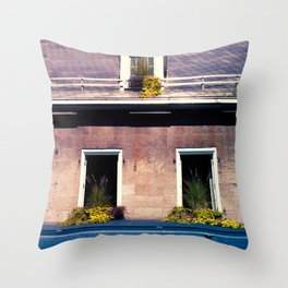 Signs: Jardin Nelson Throw Pillow