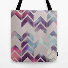 Chevron Dream Tote Bag