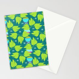 Natural Numbers Stationery Cards