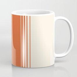 Marmalade & Crème Vertical Gradient Coffee Mug
