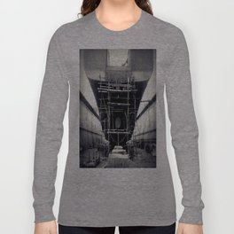 I am shipping up to... Long Sleeve T-shirt