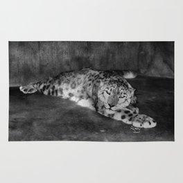 Lazy Leopard Rug